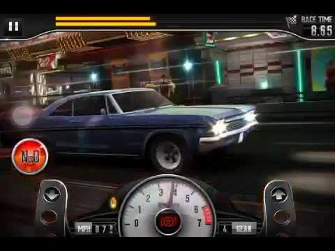 CSR Racing Classic : Tier 1 Gameplay IOS unlimited money