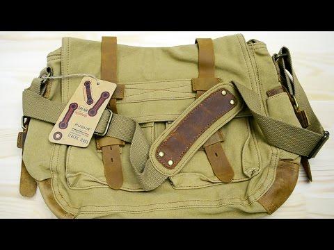 Augur 2138 Messenger Bag
