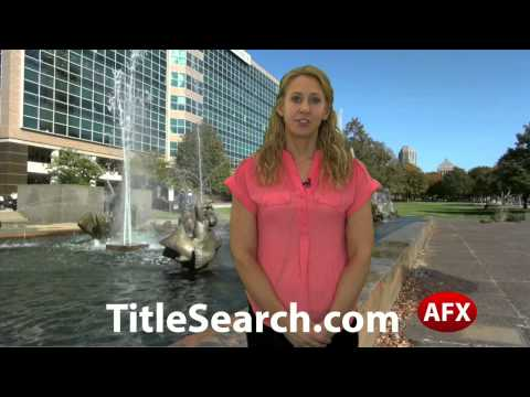 Property title records in Dallas County Texas | AFX