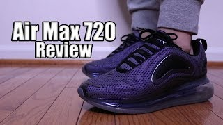 Nike Air Max 720 review and on feet Videos 9tube.tv