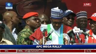 Politicians Are Blackmailing Me Over Herdsmen/Farmers Crisis-- Buhari |Live Event|