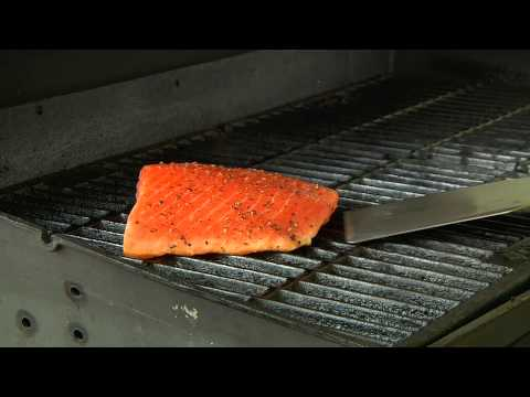 How to BBQ fish video - Allrecipes.co.uk