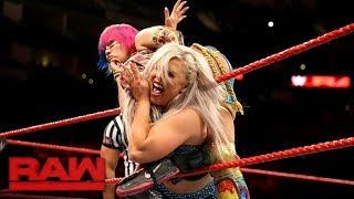 Asuka vs. Dana Brooke: Raw, Nov. 20, 2017