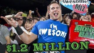 10 WWE Salaries You Won