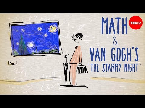 watch The unexpected math behind Van Gogh's