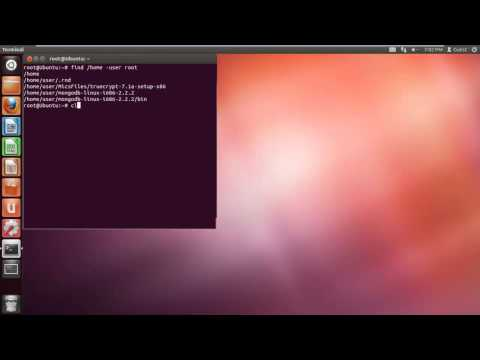 How to Use Find Command in Unix