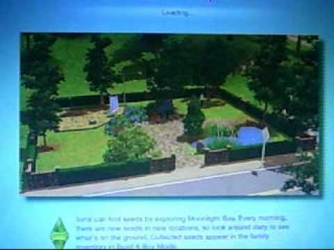The sims 3: where to find the money tree seed