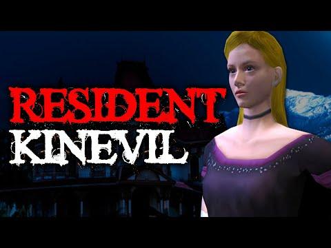 Resident Evil Code: Veronica Part 4 - Resident Kinevil
