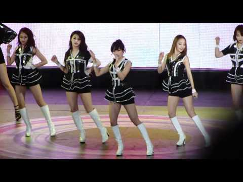 [FANCAM] 120521 KARA - Mister @ Korean Music Wave