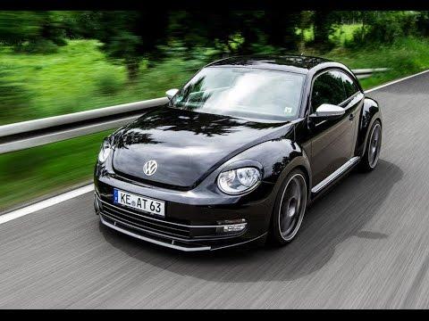 Volkswagen Beetle 2015 test drive review (Avto Moto Channel)
