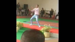 Sapna dance. Bsf trainee sub inspector