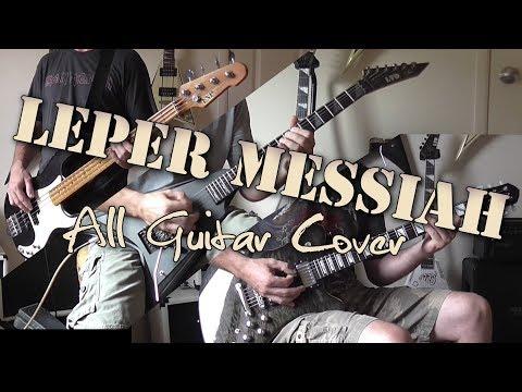 Metallica - Leper Messiah All Guitar Cover (No Backing Track)
