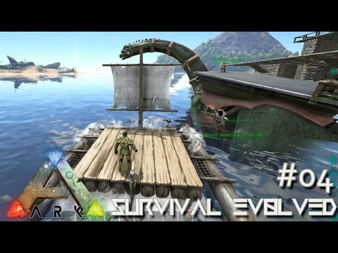 ARK: Survival Evolved - NEW PACHY TAMING LVL 100+ Bronto Saddle Platform !!! - [Ep 04] (Gameplay)