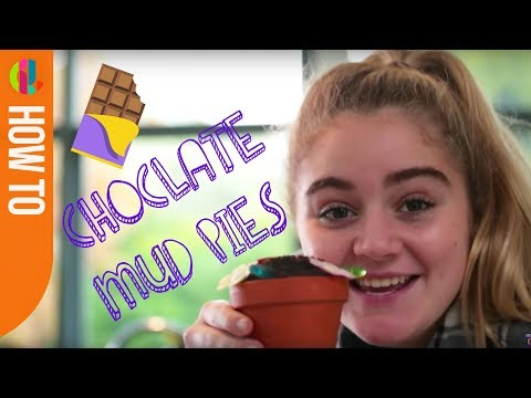 How to make chocolate mud pies with Tilly Ramsay