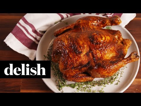 Slow Cooker Rotisserie Chicken | Delish
