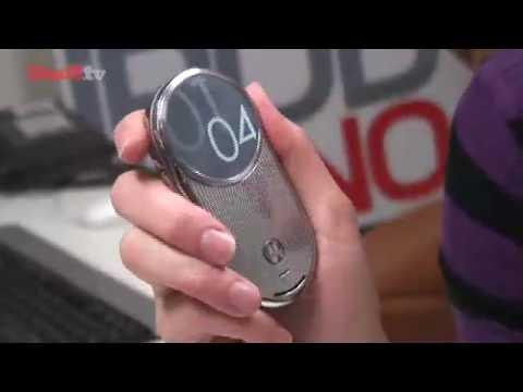 Motorola Aura video review from Stuff.tv