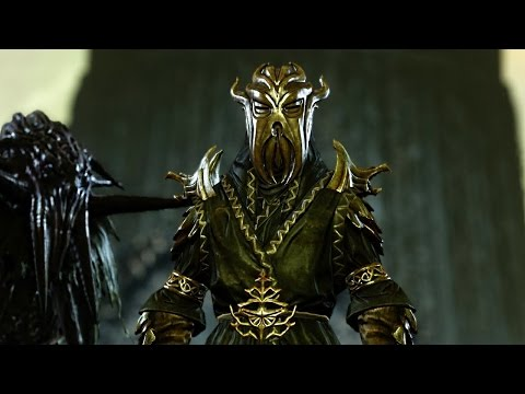 Skyrim DRAGONBORN: Meeting Miraak (CUTSCENE/CINEMATIC)