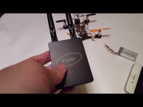Usmile 5.8G FPV receiver for iphone and android phone