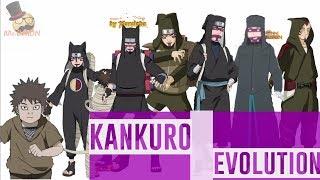 Naruto characters:  Kankuro's Evolution