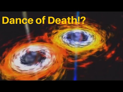 The Universe Documentary - Black Holes: The Dance Of Death