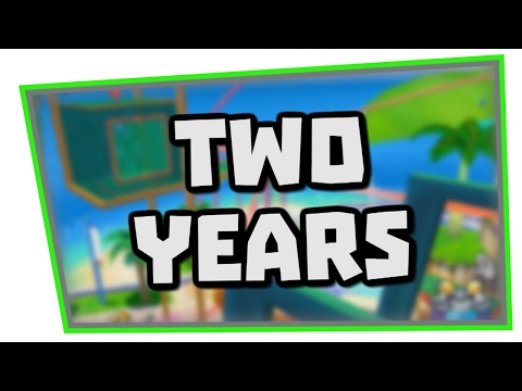 Two Years on YouTube / One Year of Game Breakers - CWillyHD