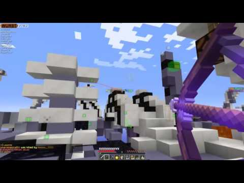 Minecraft Hacking   Skywars Wurst