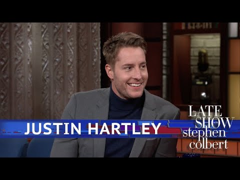 Justin Hartley Channeled 'This Is Us' For A Wedding Speech