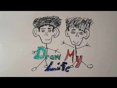 DRAW MY LIFE - Lucas and Marcus