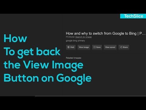 Get the View Image button back in Chrome and Firefox