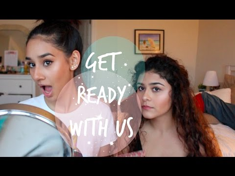 GET READY WITH US!!// House Party