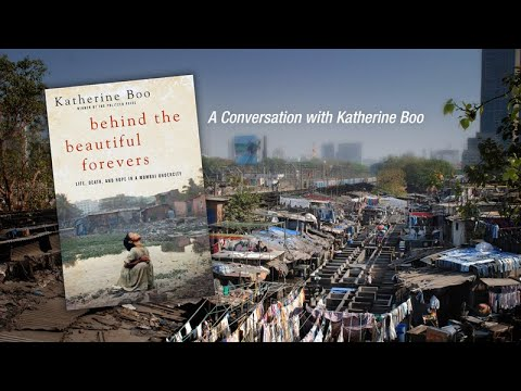 Behind the Beautiful Forevers: A Conversation with Katherine Boo