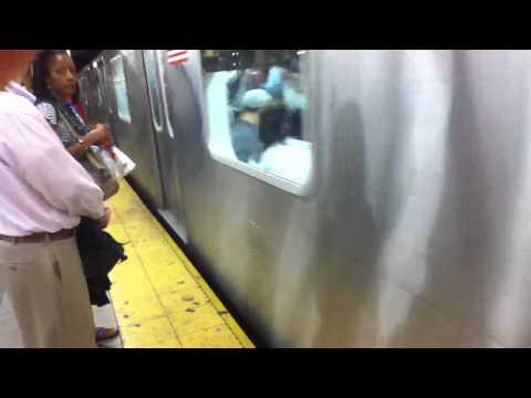 Bronx Bound R142 (2) Train Departing 34th Street-Penn Station