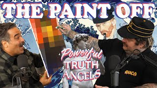 THE PAINT OFF | Powerful Truth Angels | EP 5
