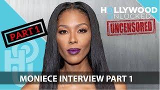 Moniece Slaughter talks Beef with Jason Lee & Apryl Jones/Fizz on Hollywood Unlocked [UNCENSORED]