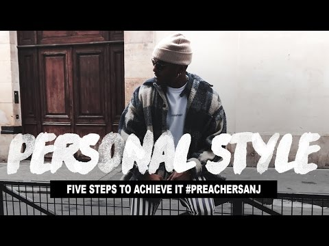 5 Steps to Personal Style
