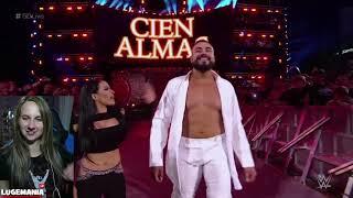 WWE Smackdown 5/15/18 Cien Almas Smackdown Entrance Debut