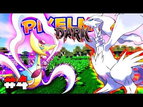 '2 BRAND NEW LEGENDARY POKEMON!!' - Pixelmon DARK Episode 4 (League of Legends) Pixelmon S1 Ep 4