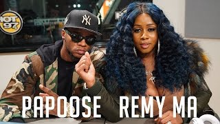 Remy Ma & Papoose Freestyle on Flex | Freestyle #027