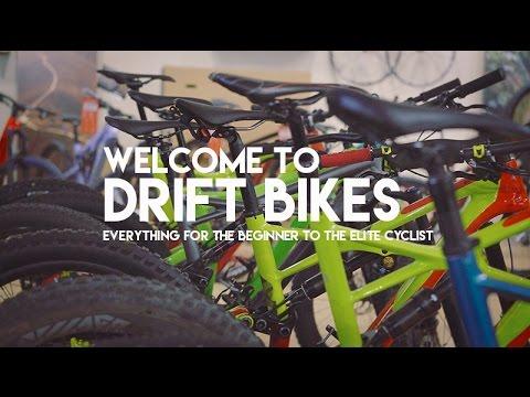 Drift Bikes Newcastle Instore