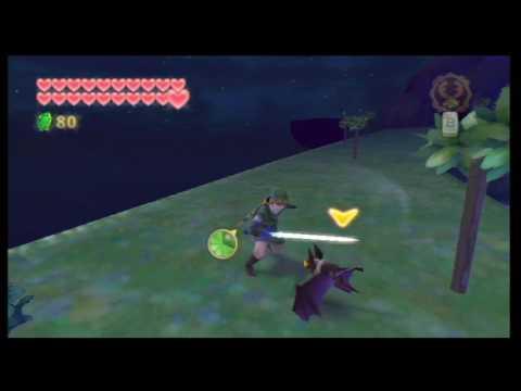 All 15 Individual Gratitude Crystal Locations - The Legend of Zelda: Skyward Sword Walkthrough