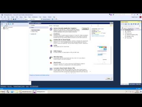 Solve specflow feature file not showing in Visual Studio 2015