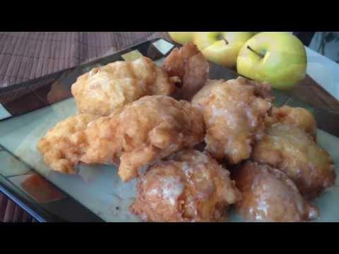 Apple Fritter Donut Recipe