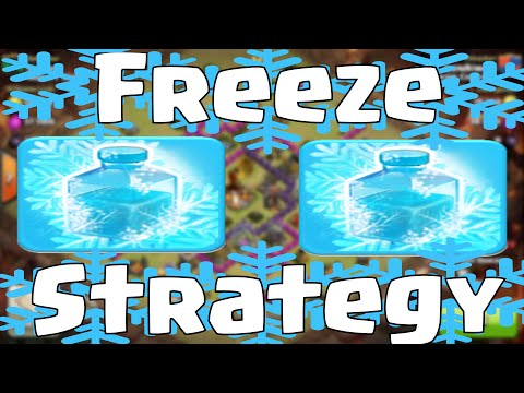Clash of Clans Freeze Spell Strategy Guide