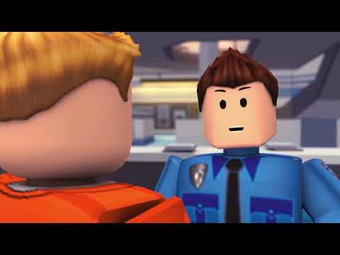 ROBLOX ADVENTURES ANIMATED! - JAILBREAK FUNNY MOMENTS! (Roblox Animation)