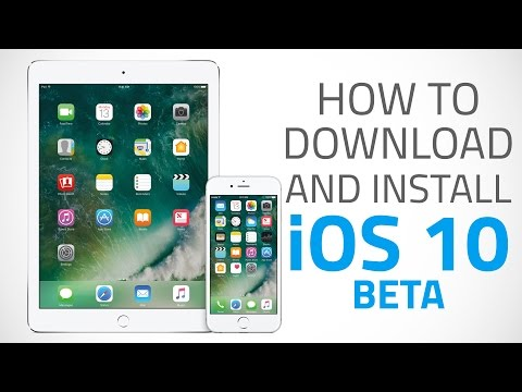 How to Download and Install iOS 10 Beta on iPhone, iPad, or iPod touch