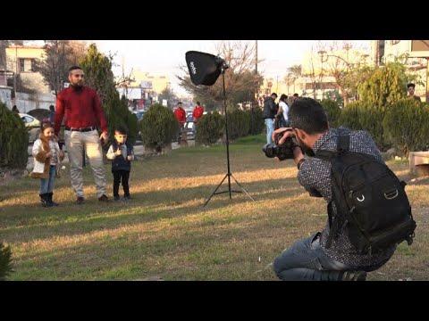Xxx Mp4 Photographers In Iraq 39 S Mosul Snap Dark Days Bright Futures 3gp Sex