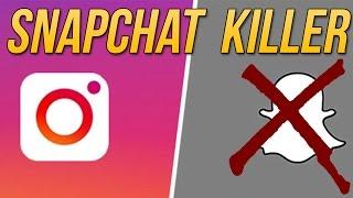 NEW Instagram Update 10.21 - INSTAGRAM IS KILLING SNAPCHAT! (INSTAGRAM STORIES TIPS AND TRICKS)
