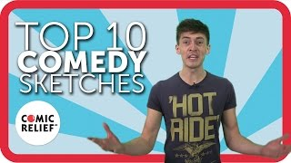 Download Doug's Top 10 Comedy Sketches | Comic Relief Video