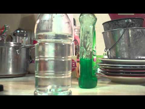 How to make a Tornado in a Bottle
