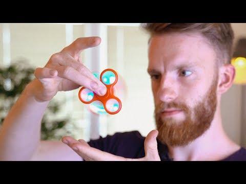 FIDGET SPINNER MAGIC!